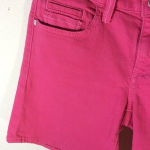 Anthropologie Shorts - Anthropologie pilcro hot pink shorts Hot Pants!